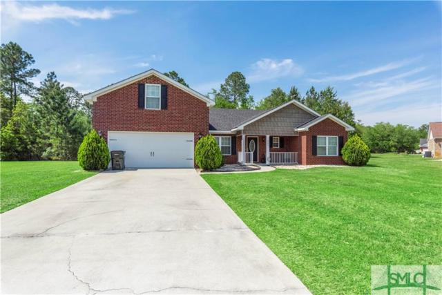 242 Virginia Lane NE, Ludowici, GA 31316 (MLS #206042) :: The Arlow Real Estate Group