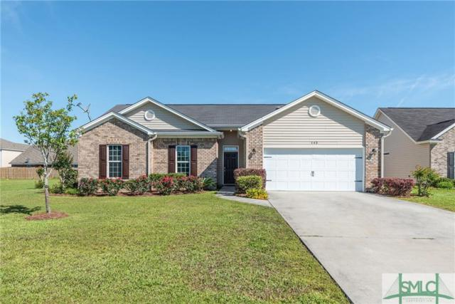 143 Brickhill Circle, Savannah, GA 31407 (MLS #206048) :: The Arlow Real Estate Group