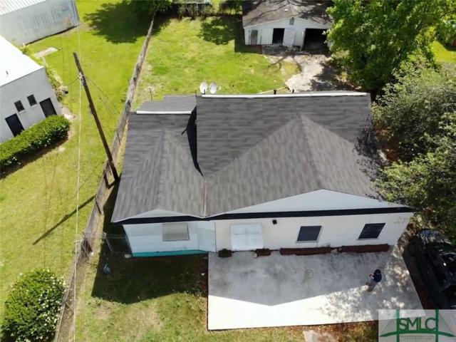 14 N Coastal Highway, Port Wentworth, GA 31407 (MLS #206055) :: Coastal Savannah Homes