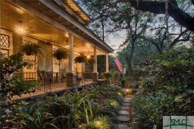 121 E Victory Drive, Savannah, GA 31405 (MLS #206095) :: The Randy Bocook Real Estate Team