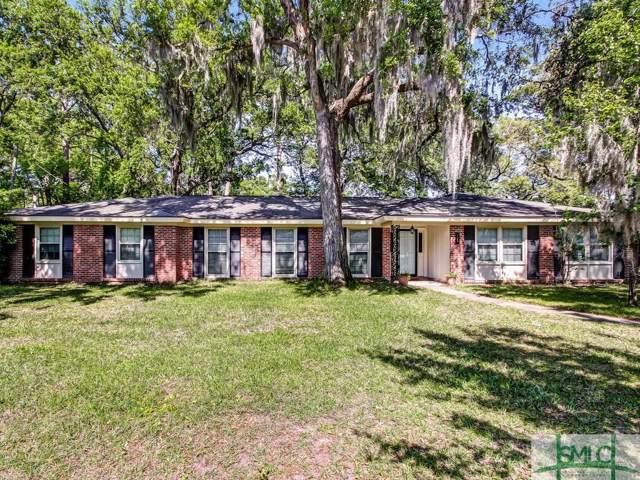 120 Winchester Drive, Savannah, GA 31410 (MLS #206130) :: The Randy Bocook Real Estate Team