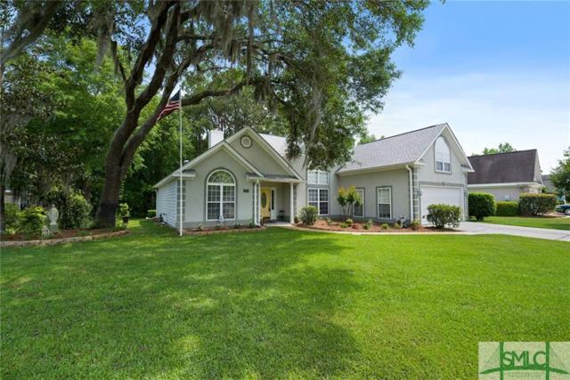 208 Meadowlark Circle, Savannah, GA 31419 (MLS #206131) :: McIntosh Realty Team