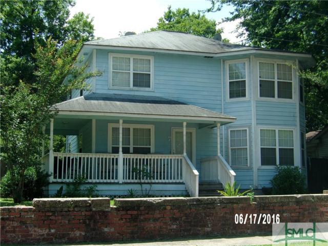 7 Morin Avenue, Savannah, GA 31408 (MLS #206174) :: The Arlow Real Estate Group