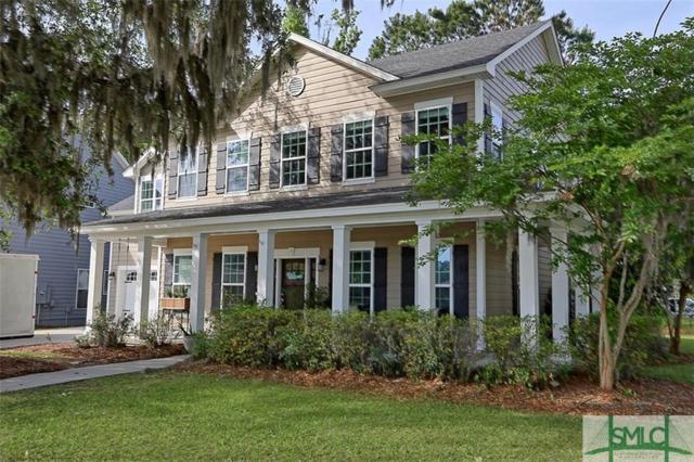 2 Autumn Lake Drive, Savannah, GA 31419 (MLS #206197) :: Coastal Savannah Homes