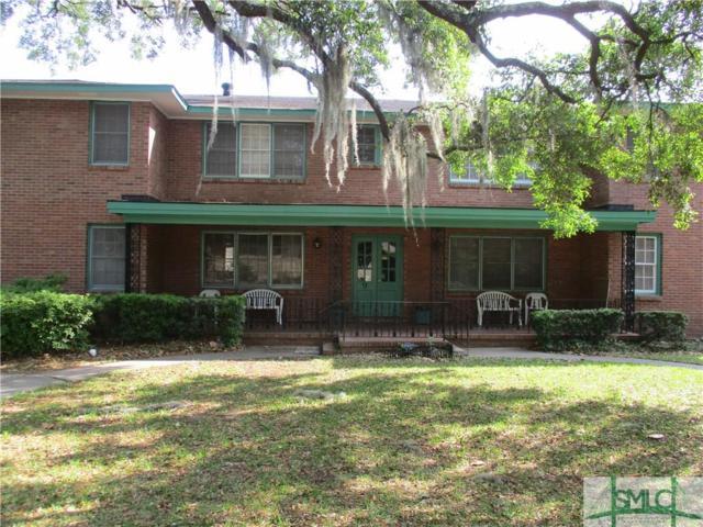 9 Berkley Place, Savannah, GA 31405 (MLS #206225) :: Coastal Savannah Homes