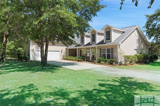 1165 Belfast River Road, Richmond Hill, GA 31324 (MLS #206234) :: Partin Real Estate Team at Better Homes and Gardens Real Estate Legacy