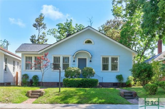 403 E 50th Street, Savannah, GA 31405 (MLS #206289) :: The Randy Bocook Real Estate Team
