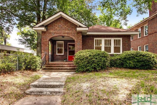 534 E 49th Street, Savannah, GA 31405 (MLS #206333) :: The Randy Bocook Real Estate Team