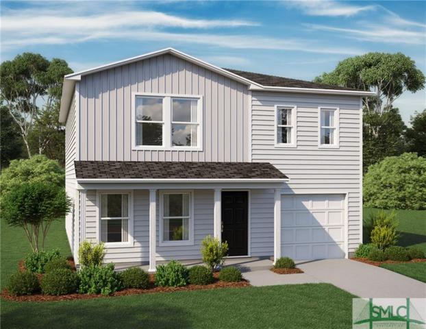 209 Water Oak Way, Garden City, GA 31408 (MLS #206396) :: The Randy Bocook Real Estate Team