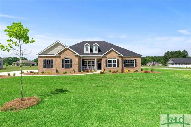 325 Malina Way, Brooklet, GA 30415 (MLS #206397) :: Coastal Savannah Homes
