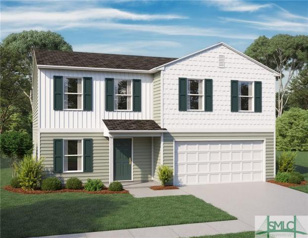 125 Live Oak Lane, Garden City, GA 31408 (MLS #206402) :: The Randy Bocook Real Estate Team