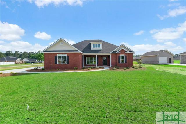 211 Sara Beth Drive, Brooklet, GA 30415 (MLS #206406) :: Coastal Savannah Homes