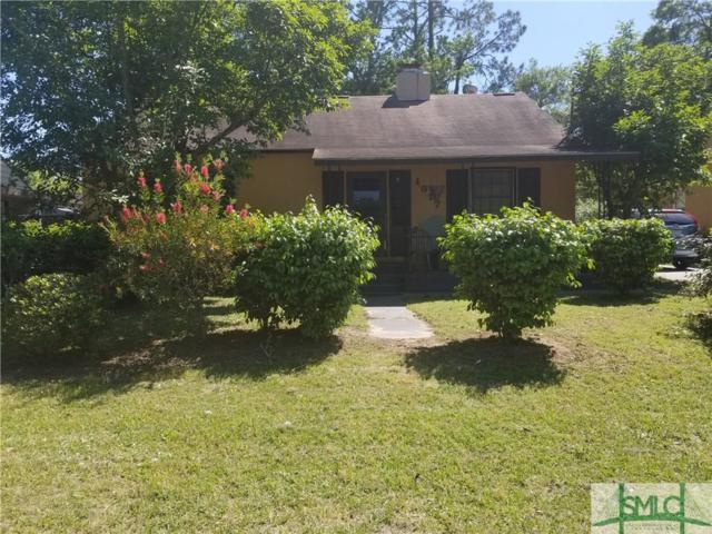 1817 Holly Avenue, Savannah, GA 31404 (MLS #206421) :: Coastal Savannah Homes