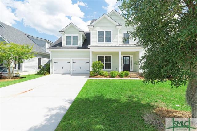 2 Hidden Lagoon Court, Savannah, GA 31419 (MLS #206425) :: The Randy Bocook Real Estate Team
