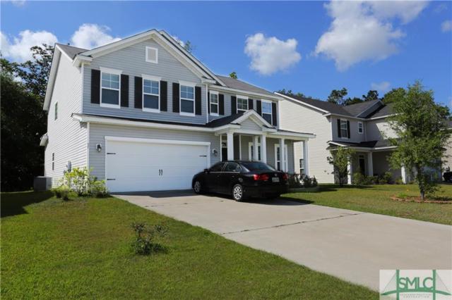 37 Concordia Drive, Savannah, GA 31419 (MLS #206431) :: Teresa Cowart Team