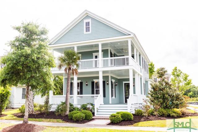 303 Dogwood Circle, Port Wentworth, GA 31407 (MLS #206467) :: Coastal Savannah Homes