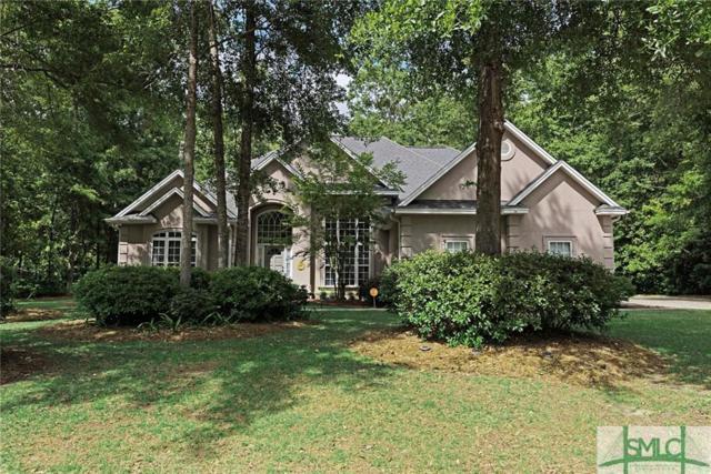 120 Windsong Drive, Richmond Hill, GA 31324 (MLS #206471) :: Teresa Cowart Team