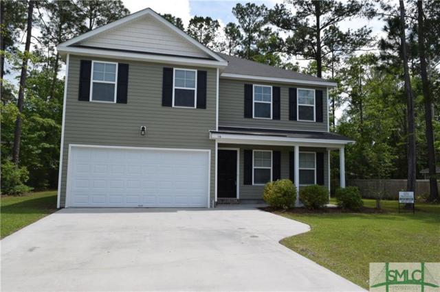 110 Crooked Oaks Drive, Rincon, GA 31326 (MLS #206472) :: Keller Williams Coastal Area Partners