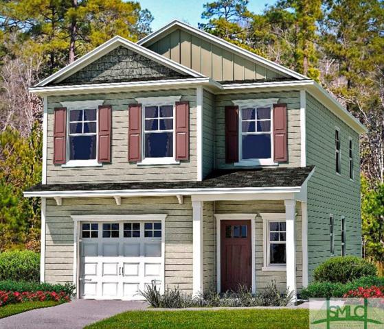 21 Pomona Circle, Savannah, GA 31419 (MLS #206514) :: Teresa Cowart Team