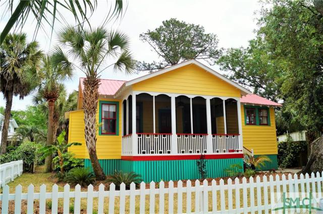 1210 2nd Avenue, Tybee Island, GA 31328 (MLS #206527) :: Coastal Savannah Homes