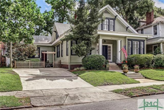 131 E 48th Street, Savannah, GA 31405 (MLS #206530) :: The Randy Bocook Real Estate Team