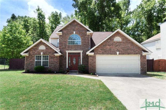 33 Watermill Court, Savannah, GA 31419 (MLS #206532) :: Coastal Savannah Homes