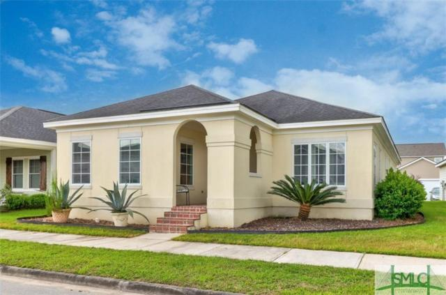 237 Dogwood Circle, Port Wentworth, GA 31407 (MLS #206541) :: The Randy Bocook Real Estate Team