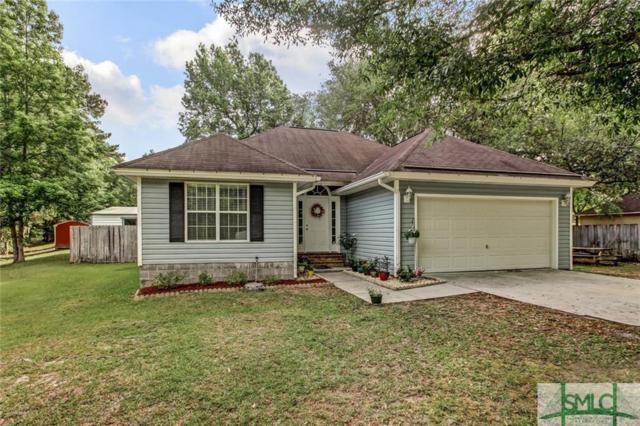 393 Hope Creek Drive, Richmond Hill, GA 31324 (MLS #206557) :: Coastal Savannah Homes