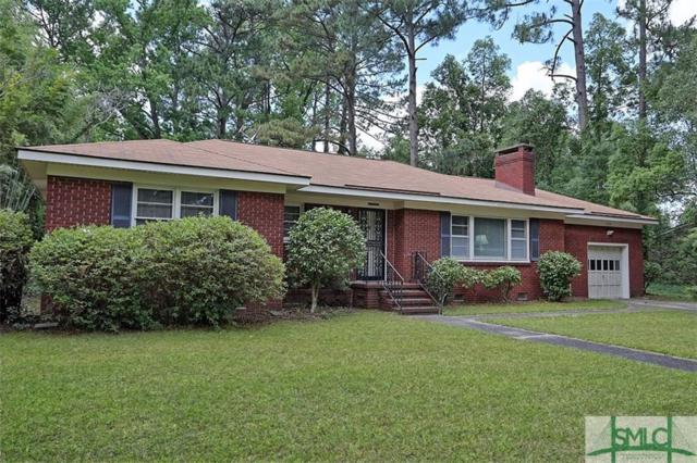 5403 Waters Drive, Savannah, GA 31406 (MLS #206563) :: Coastal Savannah Homes