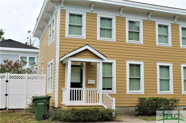 107 W 31st Street, Savannah, GA 31401 (MLS #206582) :: The Randy Bocook Real Estate Team