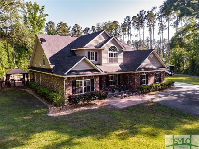 267 Cranston Bluff Road, Richmond Hill, GA 31324 (MLS #206583) :: The Randy Bocook Real Estate Team