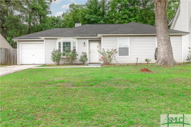 221 Laurelwood Drive, Savannah, GA 31419 (MLS #206594) :: Karyn Thomas