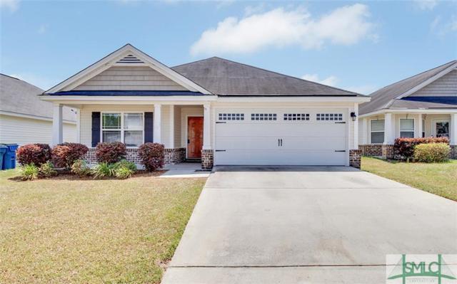 111 Lake Shore Boulevard, Port Wentworth, GA 31407 (MLS #206624) :: The Randy Bocook Real Estate Team