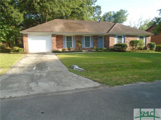 109 Wildwood Drive, Garden City, GA 31408 (MLS #206645) :: The Randy Bocook Real Estate Team