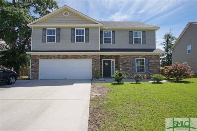 16 Concordia Drive, Savannah, GA 31419 (MLS #206646) :: Karyn Thomas