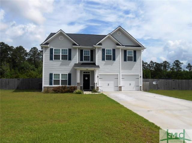 994 Mustang Lane NE, Ludowici, GA 31316 (MLS #206658) :: Coastal Savannah Homes
