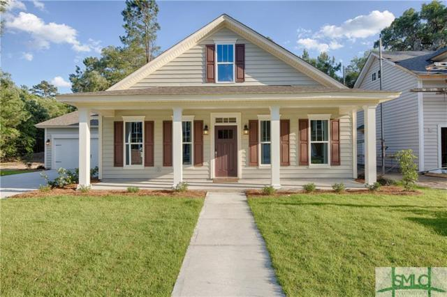 58 Harvest Moon Drive, Savannah, GA 31405 (MLS #206681) :: Coastal Savannah Homes
