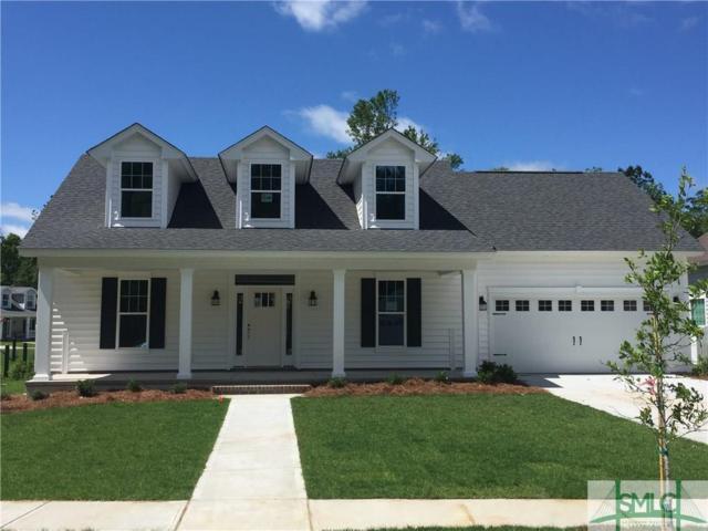 59 Harvest Moon Drive, Savannah, GA 31406 (MLS #206683) :: Coastal Savannah Homes
