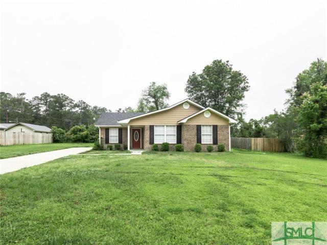 31 Bluebird Drive, Allenhurst, GA 31301 (MLS #206685) :: Teresa Cowart Team