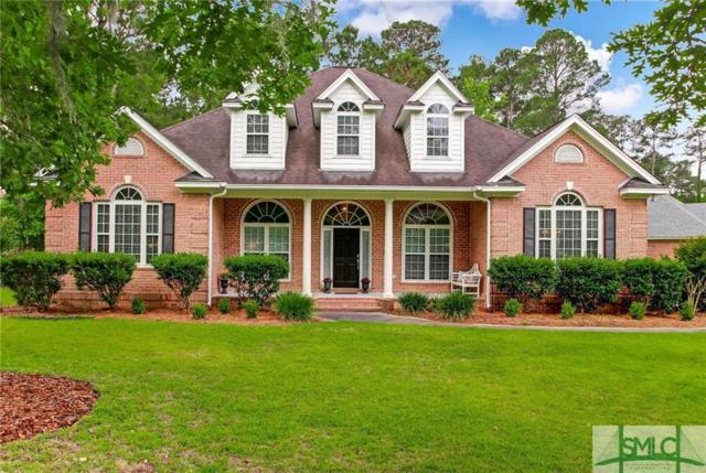 124 Greenview Drive, Savannah, GA 31405 (MLS #206705) :: Teresa Cowart Team