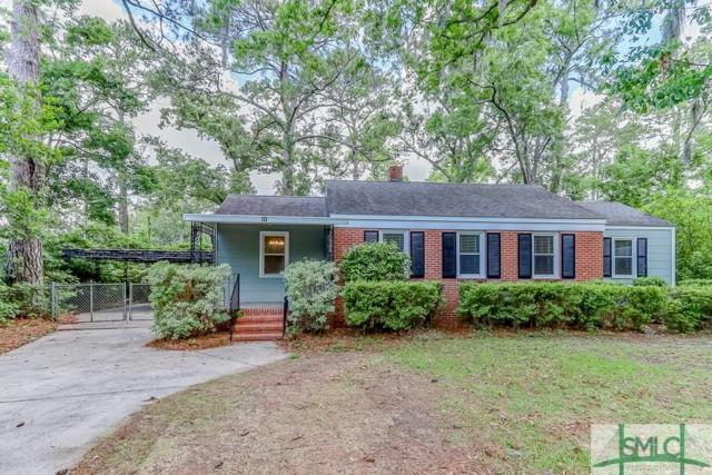 10 Derenne Court, Savannah, GA 31406 (MLS #206706) :: Coastal Savannah Homes