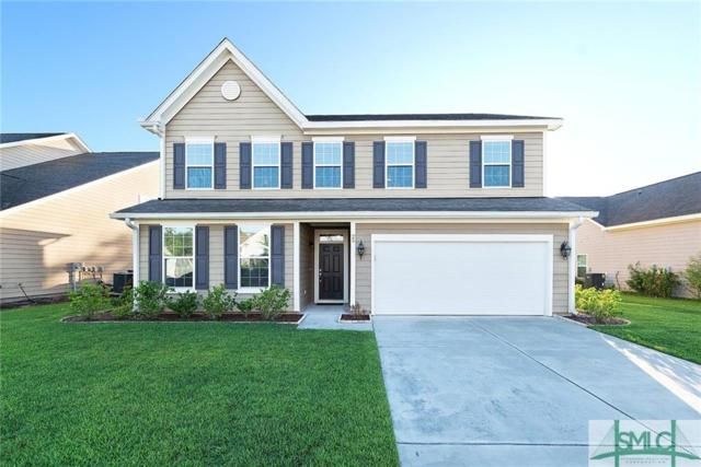 25 Belle Gate Court, Pooler, GA 31322 (MLS #206707) :: Coastal Savannah Homes