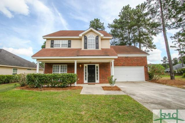 121 Pampas Drive, Pooler, GA 31322 (MLS #206729) :: The Sheila Doney Team