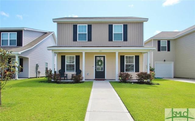 121 Ristona Drive, Savannah, GA 31419 (MLS #206783) :: Coastal Savannah Homes