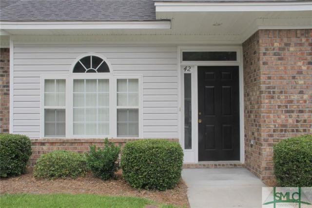 42 Putters Place, Savannah, GA 31419 (MLS #206801) :: Coastal Savannah Homes