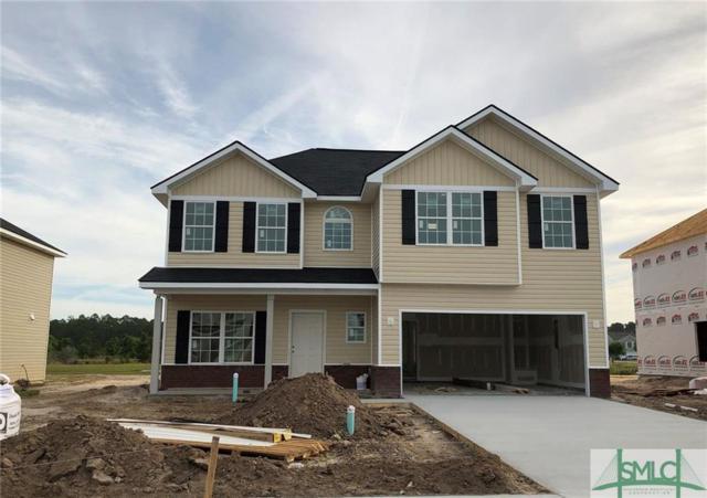 14 Wythe Street, Hinesville, GA 31313 (MLS #206918) :: The Randy Bocook Real Estate Team
