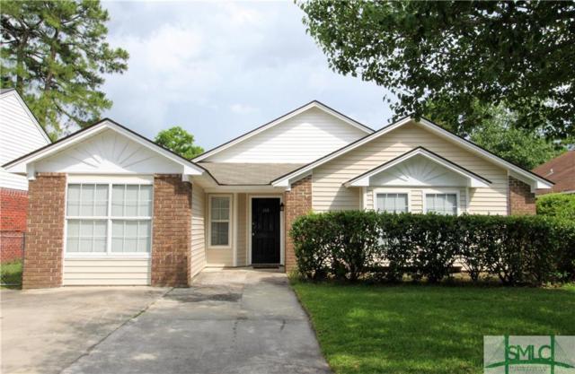 153 Ropemaker Lane, Savannah, GA 31410 (MLS #206931) :: Coastal Savannah Homes