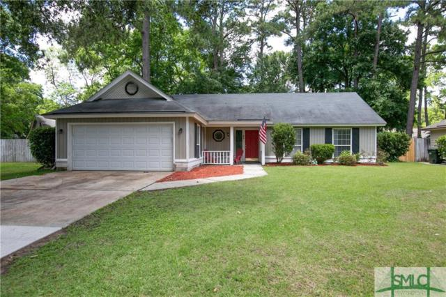 82 Red Fox Drive, Savannah, GA 31419 (MLS #206940) :: Coastal Savannah Homes