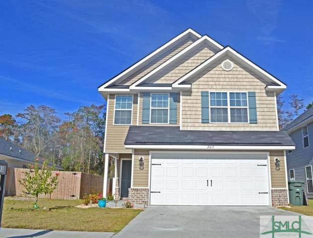 203 Grandview Drive, Hinesville, GA 31313 (MLS #206954) :: Keller Williams Realty-CAP