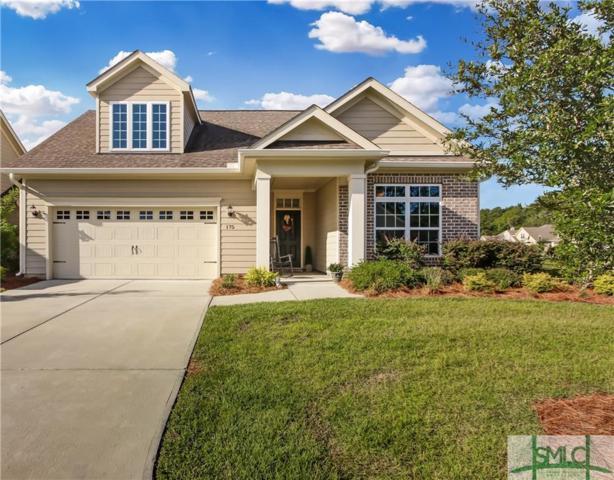 175 Kingfisher Circle, Pooler, GA 31322 (MLS #206968) :: Karyn Thomas